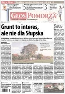 Głos Pomorza, 2013, październik, nr 248