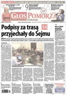 Głos Pomorza, 2013, październik, nr 249