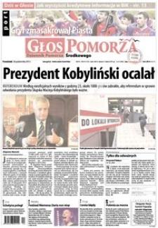 Głos Pomorza, 2013, październik, nr 252