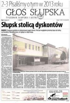 Głos Słupska : tygodnik Słupska i Ustki, 2013, nr 300