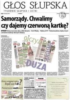 Głos Słupska : tygodnik Słupska i Ustki, 2014, nr 218