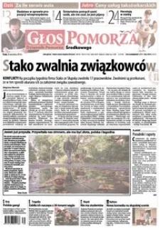 Głos Pomorza, 2014, wrzesień, nr 222