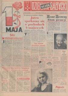 Dziennik Bałtycki, 1987, nr 100