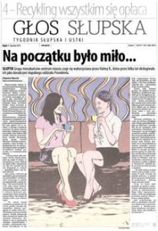 Głos Słupska : tygodnik Słupska i Ustki, 2014, nr 25