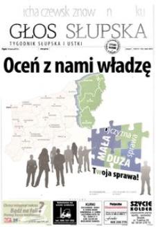 Głos Słupska : tygodnik Słupska i Ustki, 2014, nr 61