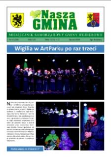 Nasza Gmina. Miesięcznik Samorządowy Gminy Wejherowo, 2016, styczeń, Nr 01, (230)