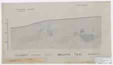 Koszalin - Góra Chełmska, stanowisko 1. Profil północny ćw aru 13