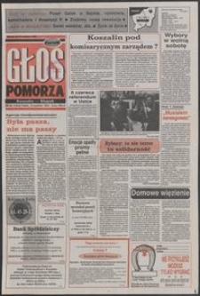 Głos Pomorza, 1993, kwiecień, nr 88