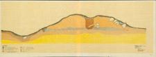 Jabłończ Wielki, stanowisko 1. Kurhan 1. Profil wschodni