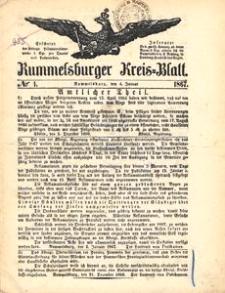 Rummelsburger Kreisblatt 1867