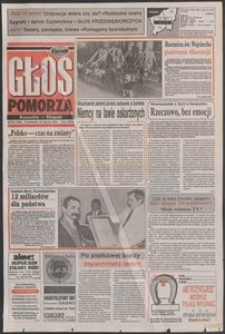 Głos Pomorza, 1993, kwiecień, nr 96
