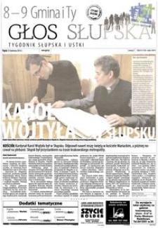 Głos Słupska : tygodnik Słupska i Ustki, 2014, nr 96