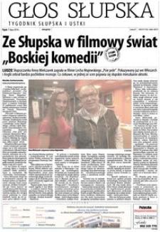 Głos Słupska : tygodnik Słupska i Ustki, 2014, nr 159