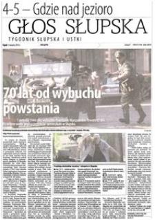 Głos Słupska : tygodnik Słupska i Ustki, 2014, nr 177