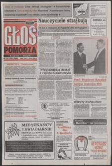 Głos Pomorza, 1993, maj, nr 104