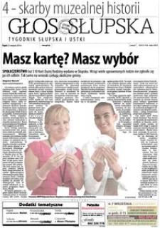 Głos Słupska : tygodnik Słupska i Ustki, 2014, nr 194