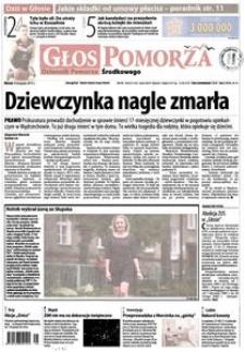 Głos Pomorza, 2014, listopad, nr 256