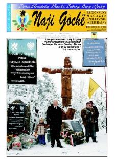 Naji Gochë : regionalny magazyn społeczno-kulturalny, 2008, nr 6