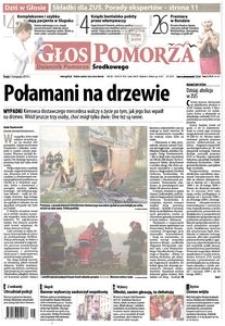 Głos Pomorza, 2014, listopad, nr 257