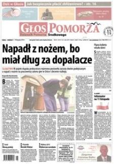 Głos Pomorza, 2014, listopad, nr 260