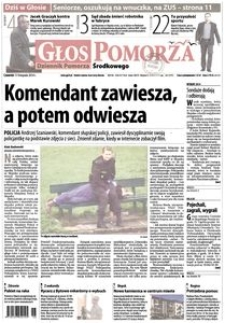 Głos Pomorza, 2014, listopad, nr 263