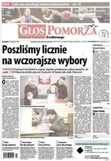 Głos Pomorza, 2014, listopad, nr 266
