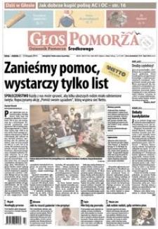 Głos Pomorza, 2014, listopad, nr 271