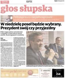 Głos Słupska : tygodnik Słupska i Ustki, 2014, nr 276