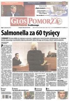 Głos Pomorza, 2014, październik, nr 242