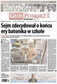 Głos Pomorza, 2014, październik, nr 250