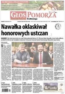 Głos Pomorza, 2014, październik, nr 253