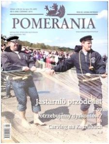Pomerania : miesięcznik społeczno-kulturalny, 2015, nr 6
