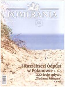 Pomerania : miesięcznik społeczno-kulturalny, 2015, nr 7/8