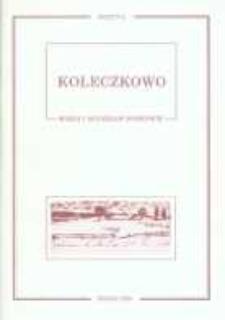 Koleczkowo. Przeszłość i teraźniejszość wsi lesôckich w literaturze i pamięci mieszkańców