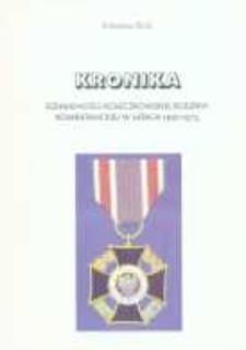 Kronika działalności Koleczkowskiej Rodziny Kombatanckiej w latach 1967-1975