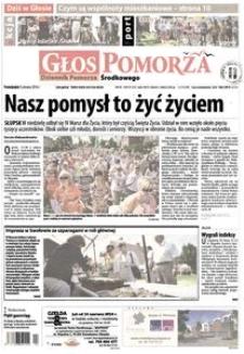 Głos Pomorza, 2014, czerwiec, nr 132
