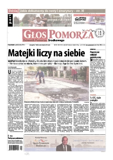 Głos Pomorza, 2014, październik, nr 232