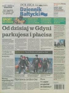 Dziennik Bałtycki, 2009, nr 180