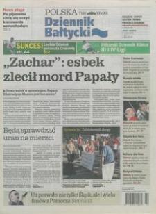 Dziennik Bałtycki, 2009, nr 185
