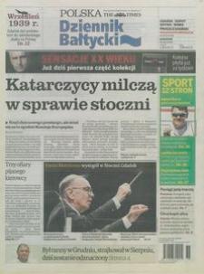 Dziennik Bałtycki, 2009, nr 203