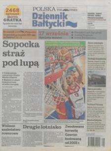 Dziennik Bałtycki, 2009, nr 218