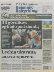 Dziennik Bałtycki, 2009, nr 220