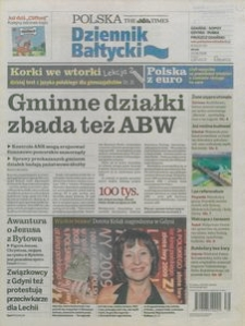 Dziennik Bałtycki, 2009, nr 222