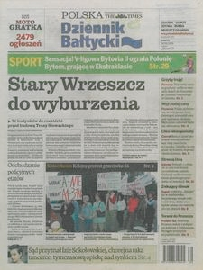 Dziennik Bałtycki, 2009, nr 224