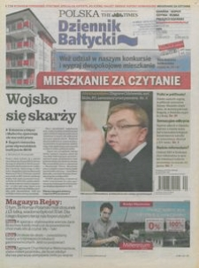 Dziennik Bałtycki, 2009, nr 231
