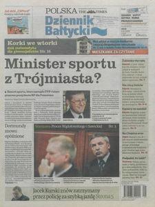 Dziennik Bałtycki, 2009, nr 234