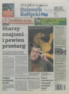 Dziennik Bałtycki, 2009, nr 235