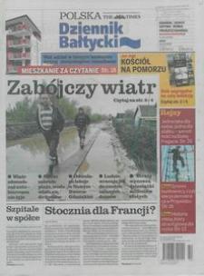 Dziennik Bałtycki, 2009, nr 243