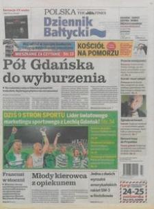 Dziennik Bałtycki, 2009, nr 245