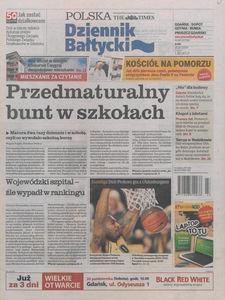 Dziennik Bałtycki, 2009, nr 247